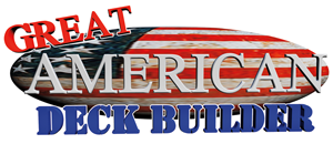 Great American Deck Builder Logo
